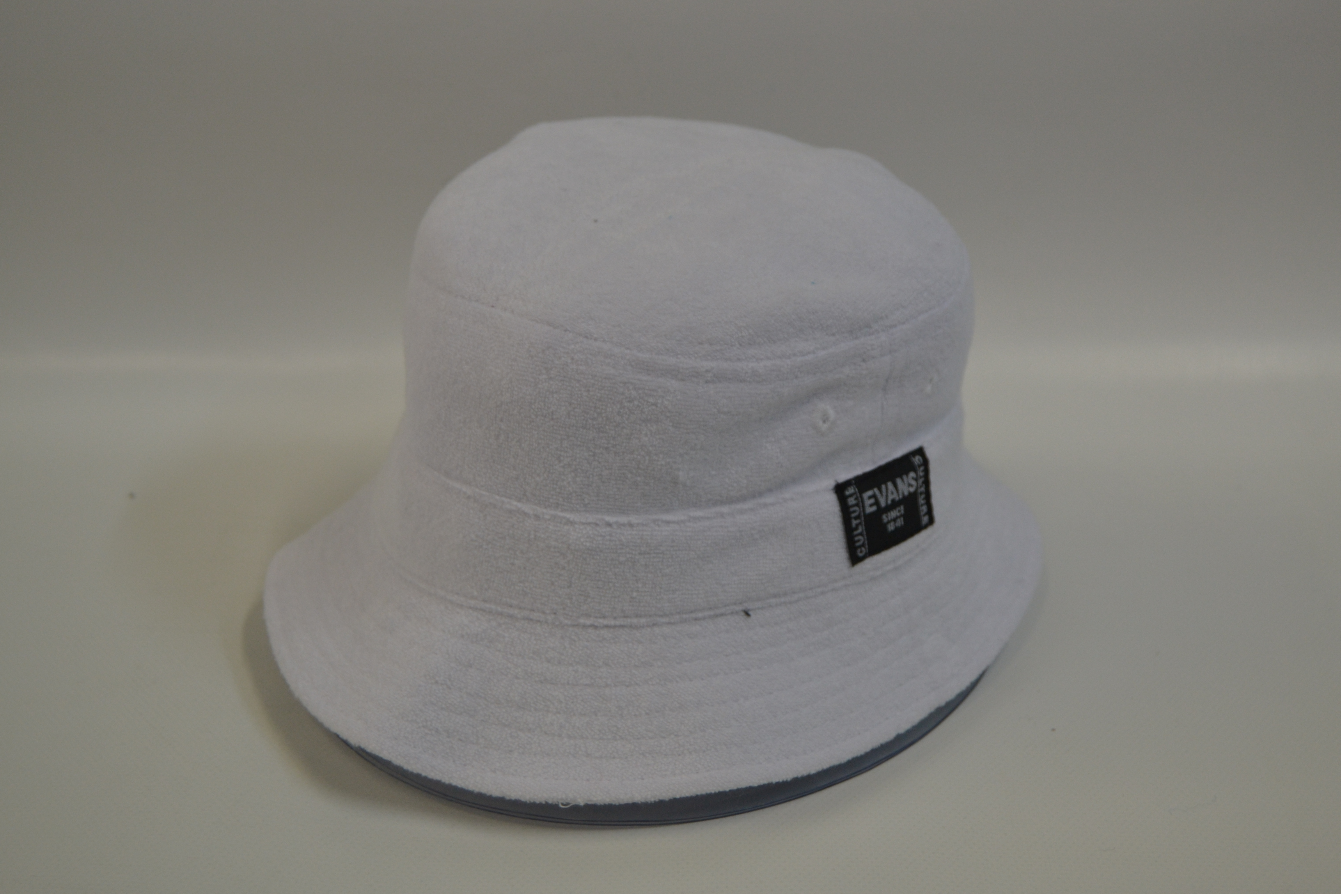 EVANS TOWELING FLOPPY HAT WHITE – Mens and Boys Store Cape Town c406e2d1128